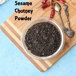 Ellu Podi Recipe/ Sesame Chutney Recipe