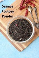 Ellu Podi Recipe/ Sesame Chutney Recipe