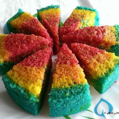 Rainbow Cake / MultiColor Cake