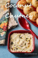 Coconut Roasted Gram Dal Chutney