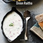 Onion Raitha