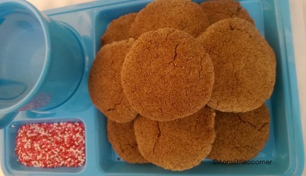 Ragi Cookies / Finger Millet Cookies