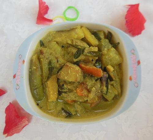 Mango Aviyal