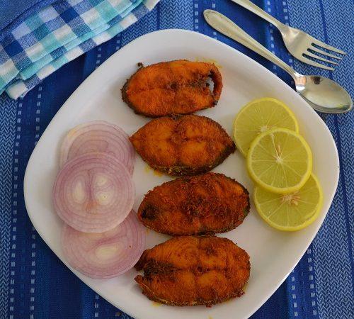Fish Fry   Meen Poriyal   Meen Varuval