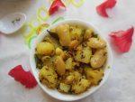 Potato Mochai Stir Fry