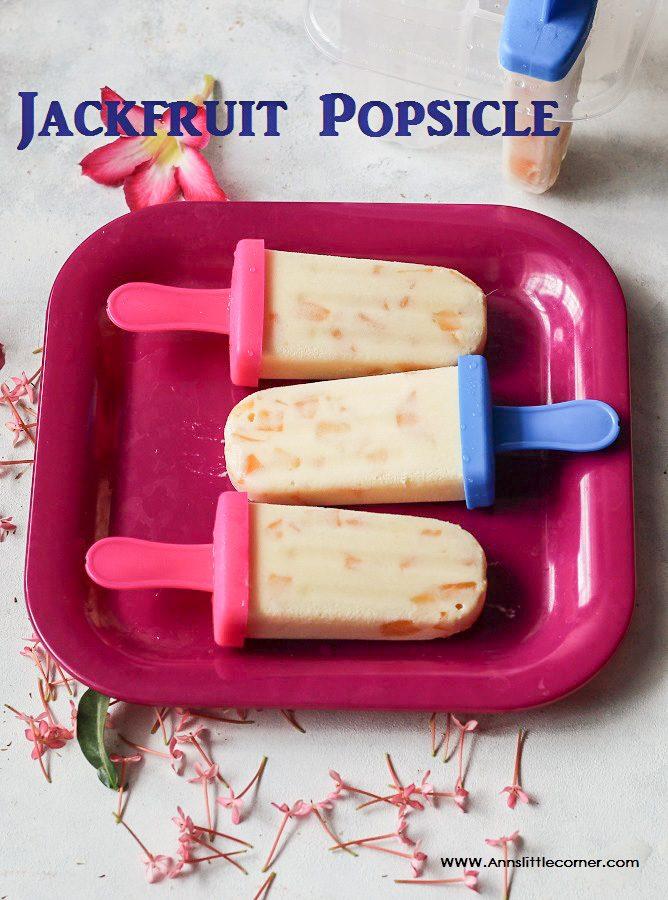 JackFruit Popsicle / Palapazha ice