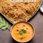Kadala Curry / Black Channa Gravy