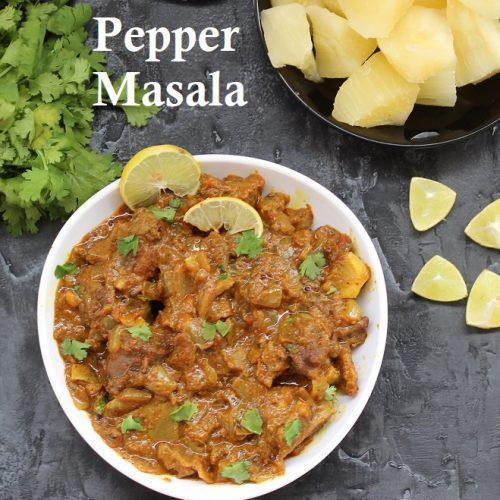 Mutton Pepper Masala