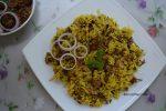 Mutton Kheema Biryani