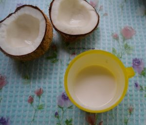 How to make Coconut Milk, Homemade Coconut Milk