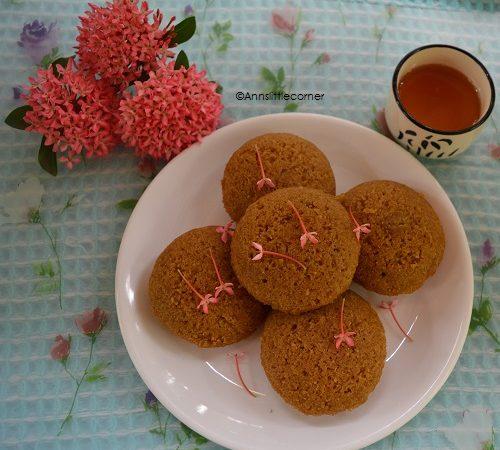 JackFruit idli, Sweet Idli, Steamed Jackfruit Cakes