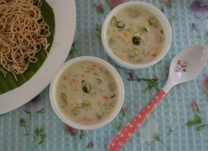 Vegetable Stew, Kerala Vegetable Stew