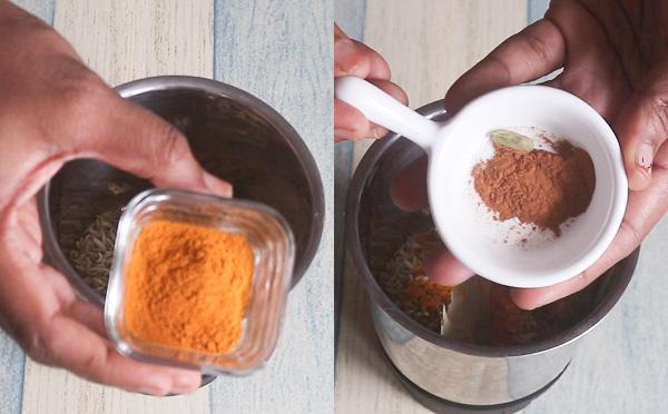 Coconut Milk Chicken Roaststep