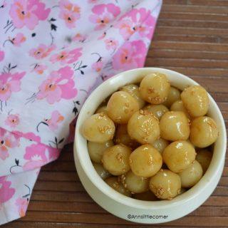 Ammini Kozhukattai | Sweet Mini Dumpling