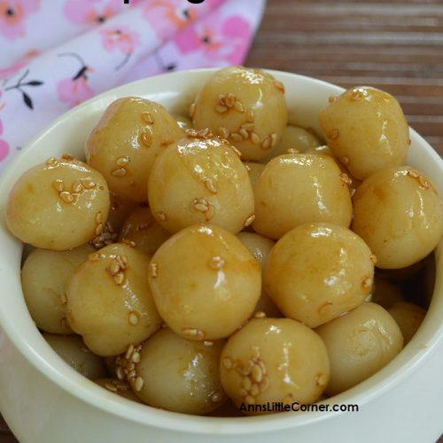 Ammini Kozhukattai / Sweet Mini Dumpling