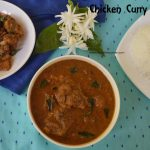 Chicken Curry with Roasted Coconut