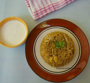Mochai Carrot Biryani