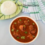 Spicy Red Chicken Curry