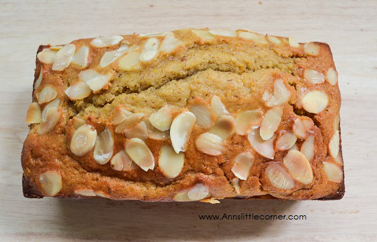 Orange Almond Cake / Tea Cake