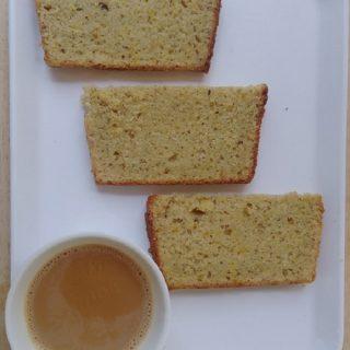 Orange Almond Cake / Tea Cake