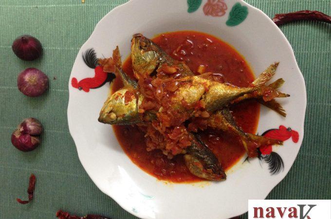 Ikan Tiga Rasa   Guest Post by Nava Krishnan