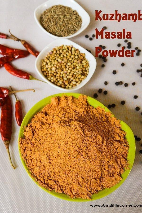 Pongal Sambar Powder