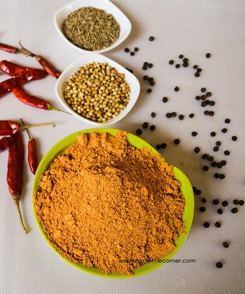 Pongal Sambar Powder