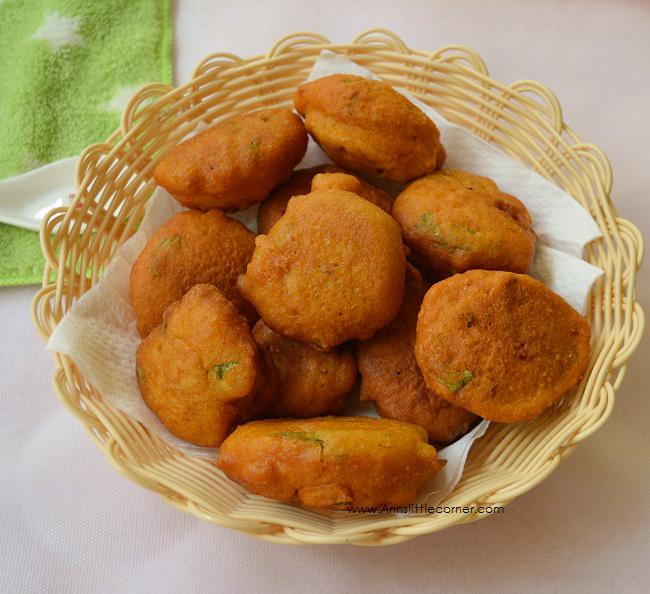 Kara Vada | Spicy Dal Fritters