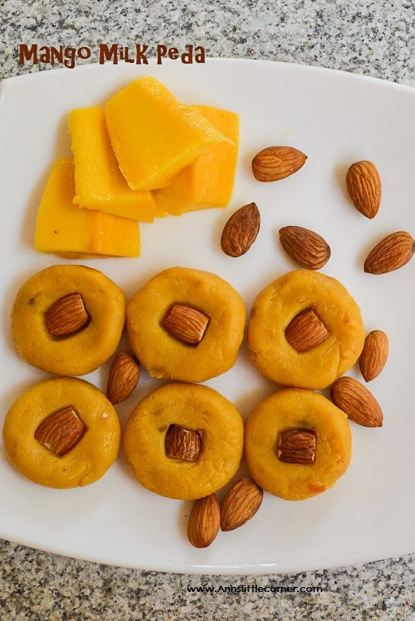 Mango Peda