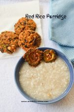 Red Rice Porridge