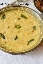 Wheat Cornmeal Porridge main