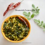 Drumstick Leaves Stir Fry