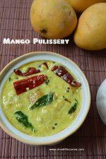 Mango Pulissery
