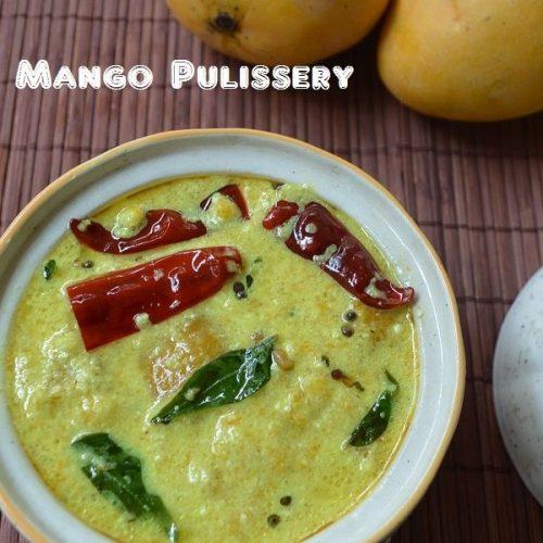 Mango Pulissery / Mambazha Pulissery