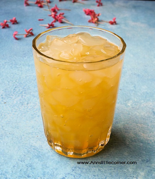 Palm Fruit Drink / Nungu Sharbet