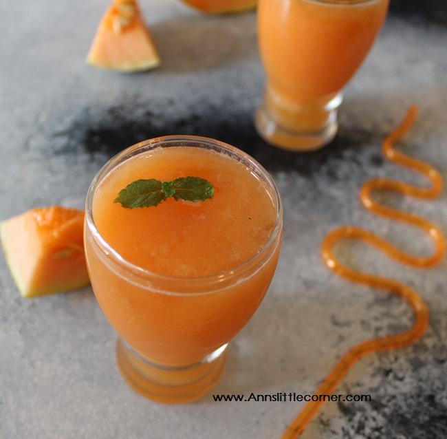 Cantaloupe Lemonade / Musk Melon Lemonade