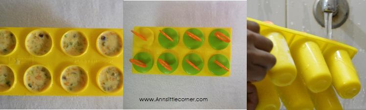 Mango Kulfi / Mango Creamsicle step 6