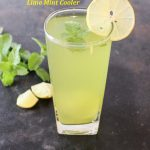 Lime Mint Juice