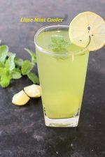 Lime Mint Juice