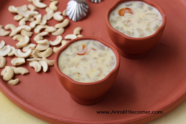 Ice Apple Kheer