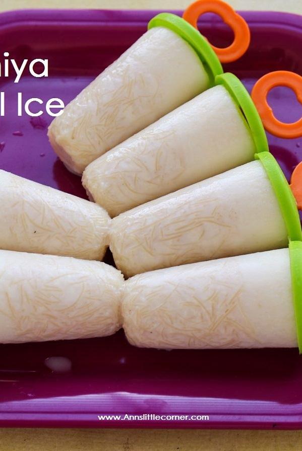 Semiya Pal Ice