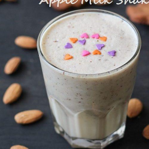 Apple Dates Milkshake