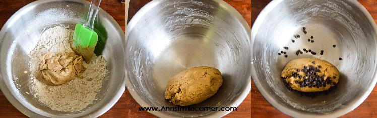 Quinoa Choco Chip Cookies