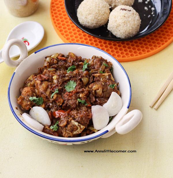Home Style Chicken Masala