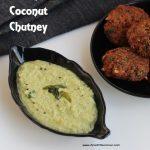 Coconut Coriander Chutney 1