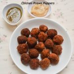 Chicken Prawn Poppers