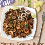 Mutton CAshew Fry