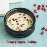 Pomegranate Raitha