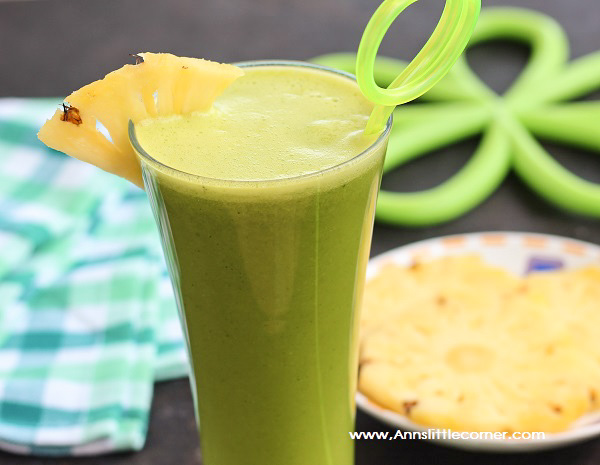 Pineapple Coriander Juice