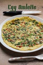 Egg Omlette